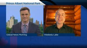 Parks Canada opening up to visitors