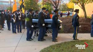 Elijah Cummings' body arrives at Baltimore university ahead of 'celebration of life'