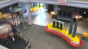 Saskatchewan Science Centre welcomes Lego exhibit (01:57)