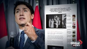 Trudeau apologizes after Time Magazine uncovers 2001 photo of him in brownface