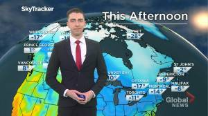 Saskatchewan weather outlook: Feb. 14