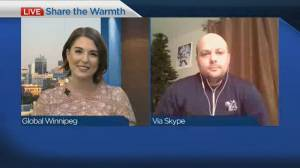 Manitoba Moose Share the Warmth Campaign (04:17)