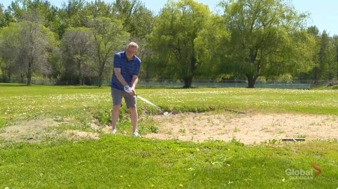The Reluctant Golfer, Episode 10