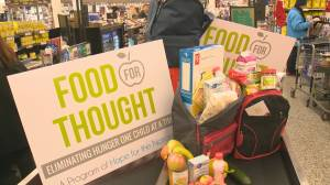 Food for Thought backpack program