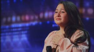 Roberta Battaglia: 10-year-old Canadian dazzles on 'America's Got Talent'