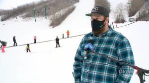 Mission Ridge Winter Park starts season with coronavirus protocols in place (01:44)