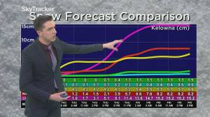 Kelowna Weather Forecast: February 5