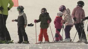 Ski season starts this weekend in Alberta; earliest opening at Mount Norquay in 95 years (01:42)