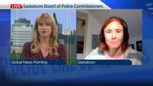 Saskatoon police commission addressing police oversight