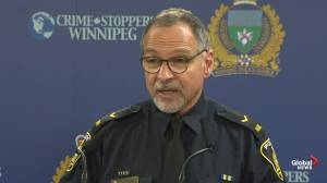 Winnipeg police outline details of violent liquor store assault