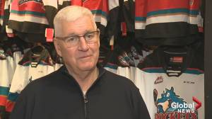 Rockets GM Bruce Hamilton on the WHL's decision to pause the regular season (03:13)