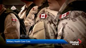 EXCLUSIVE: Ottawa cuts reimbursements for military health care, hospitals on the hook for millions