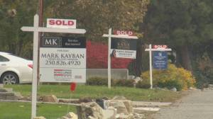 Okanagan real estate prices continue to soar (02:09)