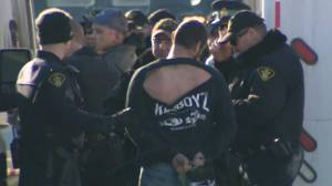 OPP arrest multiple protesters at Tyendinaga Mohawk rail blockade
