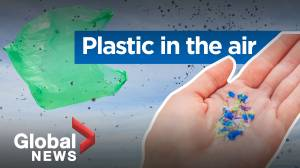 Are we breathing in plastic? The truth behind microscopic plastics