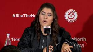 'There's always room for improvement': U.S. Open champion Bianca Andreescu
