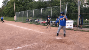 Peterborough Challenger Baseball back on the field after year off due to COVID-19 (01:54)