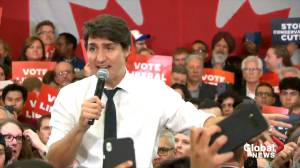 Federal Election: Trudeau says Conservatives are using your tax dollars against climate change fight