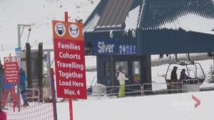COVID-19 outbreak declared at Alberta's Nakiska Ski Resort (01:35)