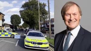 British MP David Amess stabbed to death during constituency meeting (00:30)
