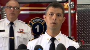 Halifax Regional Fire & Emergency say no evidence of arson in Spryfield fire