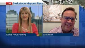 Rob Norris on joining the race for mayor of Saskatoon