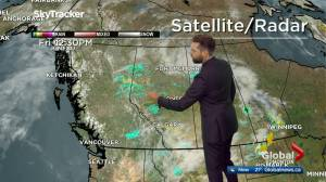 Edmonton afternoon weather forecast: Friday, July 17, 2020
