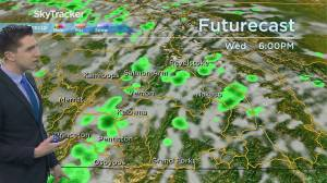 Kelowna Weather Forecast: June 9