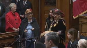 B.C. becomes first province to table Indigenous rights' legislation