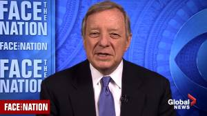 Democratic Senator Durbin says U.S. Constitution should guide impeachment trial