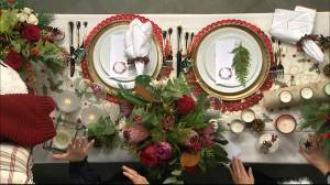 Setting the perfect Christmas table for every budget