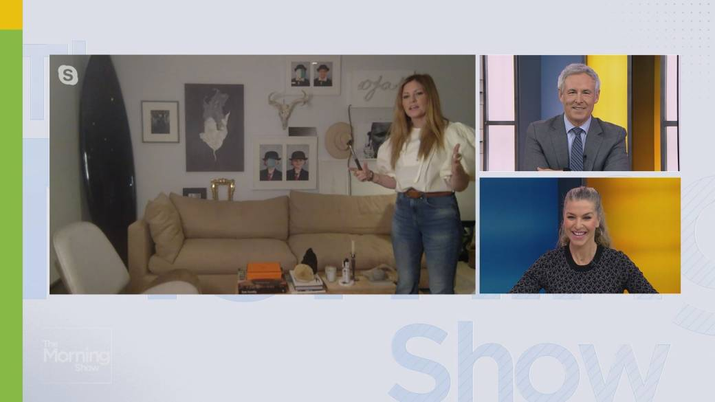 Click to play video: 'How to revamp your living room on a $0 budget'