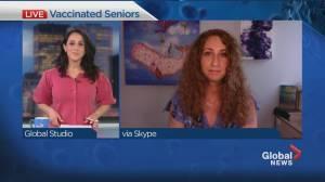 Vaccinated Seniors Update (03:58)