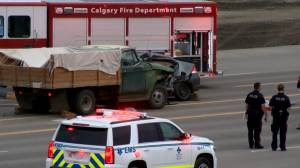 3 dead after collision in southwest Calgary (00:50)
