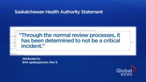 Patient died from Saskatoon hospital overcapacity crisis: nurses' union