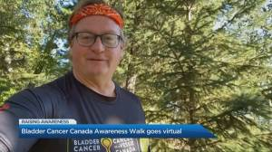Bladder Cancer Canada Awareness Walk goes virtual during the pandemic