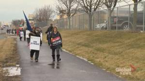 Public high schools in 16 Ontario boards closed Wednesday for 1-day strike