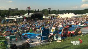 Edmonton Folk Music Festival cancelled for 2020