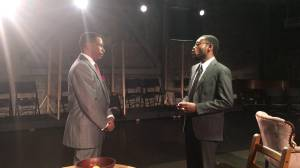 A preview of Theatre Kingston's 'The Meeting'