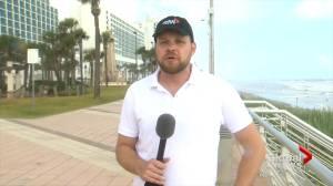Dorian's turn up north still unknown, will determine coastal impact in Florida