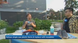 Easy ways to reduce plastic consumption at home (05:02)
