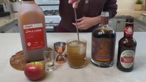 Raising a glass to celebrate Thanksgiving! (04:49)