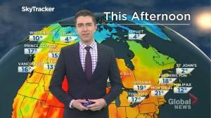Saskatchewan weather outlook: May 19