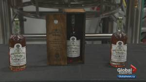 Edmonton's Hansen Distillery makes history with whisky