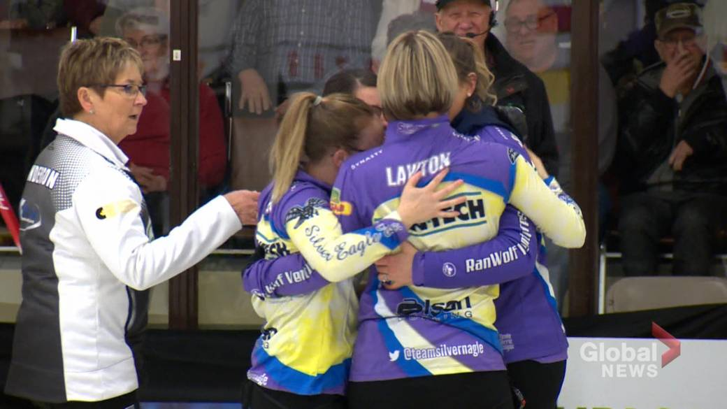 Team Silvernagle eyes 2nd-straight Viterra Scotties title