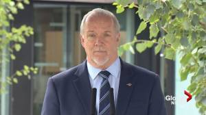 Premier John Horgan calls back-to-school in September an 'unprecedented challenge'