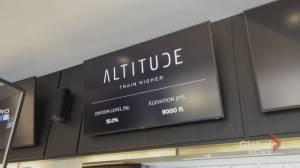 Training at Altitude (03:36)