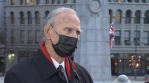 Vancouver's Remembrance Day ceremony scaled-back this year (02:59)