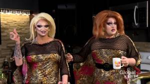 Halifax-based drag queens help grow community during pandemic (02:01)