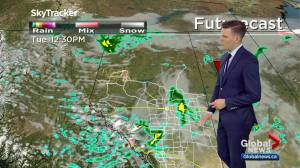 Edmonton weather forecast: Monday, May 25, 2020